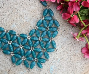 beaded and neacklace image