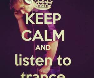 love, music, and trance image