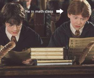 math. harry potter and vrai !!! image