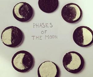 delicious, moon phases, and moonlight image