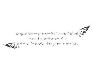 dreams and frases image