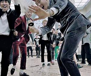 k-pop, boy band, and block b image