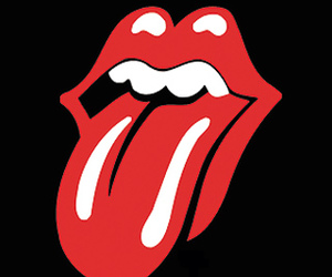 rolling stones and red image