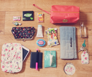 What inside my bag