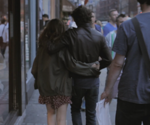 love, couple, and street image
