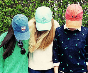 girls, hat, and style image