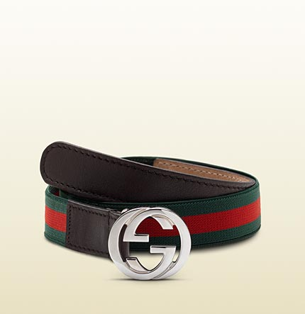 Gucci Belt Interlocking G