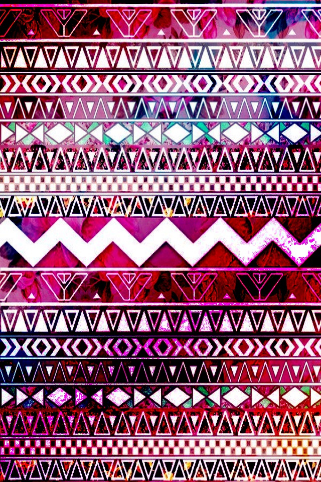 A Cute Tribal Wallpaper Discovered By Joy Gomez