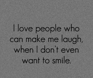 smile, love, and people make me laugh image