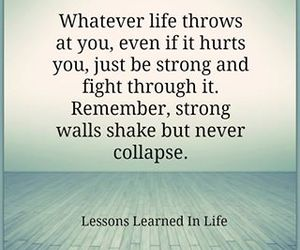 lesson, life, and obstacles image