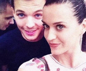 katy perry, louis tomlinson, and one direction image