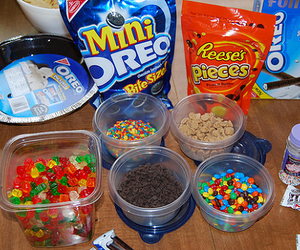 oreo, food, and candy image