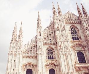 beautiful, travel, and milan image