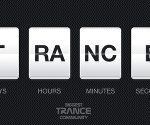 music and trance image