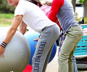 boy, zac efron, and that ass tho image