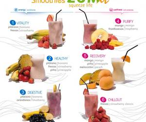 drinks, healthy, and smoothies image