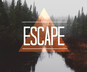 escape and hipster image
