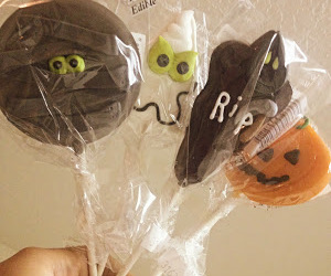 candy, pumpkin, and crafty image