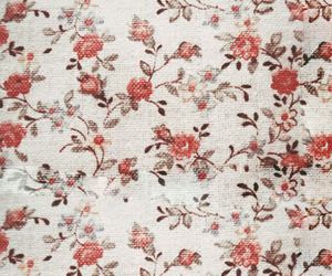 fabric, floral, and flower image