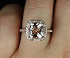 diamond, ring, and wedding image