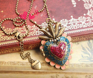 heart and vintage image