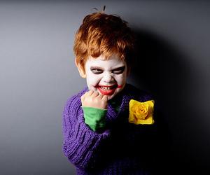 joker, kids, and boy image