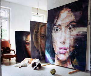 art, awesome, and painting image