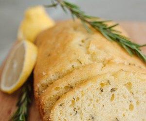 cake, olive oil, and lemon image