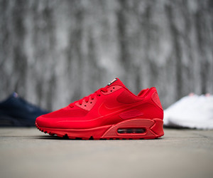nike, red, and hyperfuse image