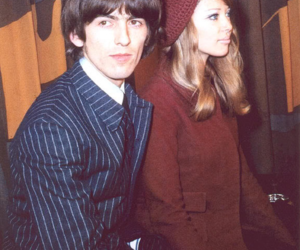 george harrison and pattie boyd image