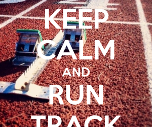 run and track image