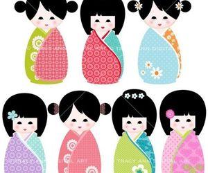 kokeshi image