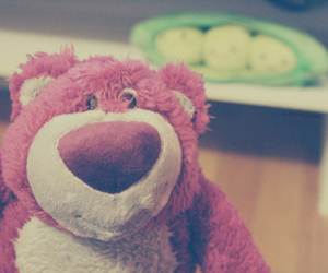 cute, bear, and toy story image