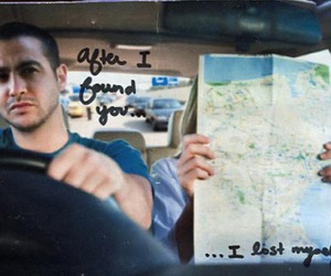 lost, post secret, and map image
