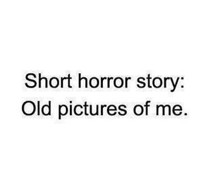 horror, picture, and funny image