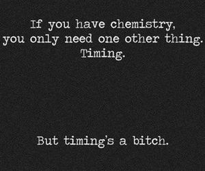 quote, love, and chemistry image