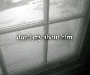 cry, love, and him image