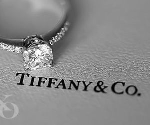 ring, silver, and Tiffany & Co. image