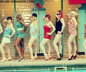 girls, models, and Pin Up image