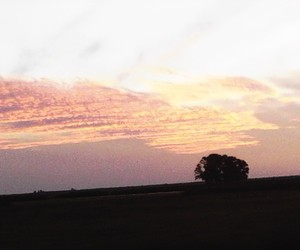 landscape, photograph, and sky image