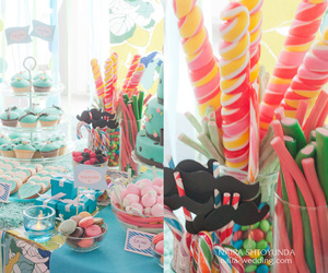 candy, candybar, and decor image