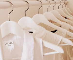 chic, clothe, and hanger image