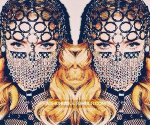 beautiful, fashion, and madonna image