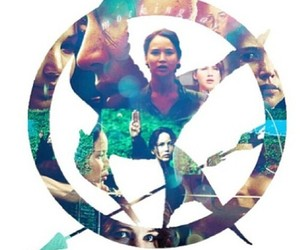 the hunger games, katniss, and hunger games image