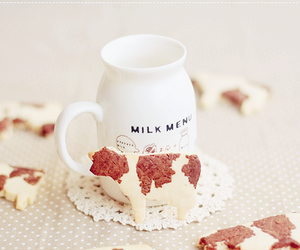 milk and cute image