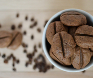 chocolate, coffee, and Cookies image