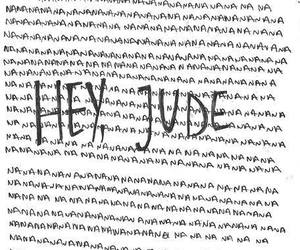 hey jude, the beatles, and beatles image