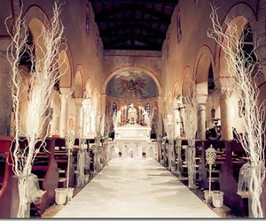 branch, church, and decoration image