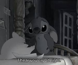 cry, disney quotes, and disney image