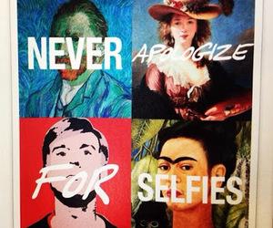 andy warhol, art, and Frida image
